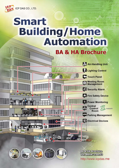 Smart Building/Home Automation